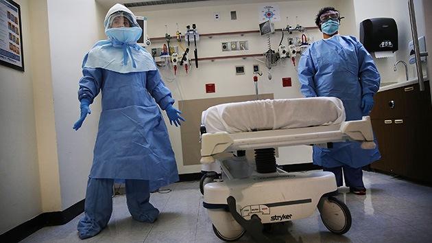 Posible nuevo contagiado con ébola en EE.UU.