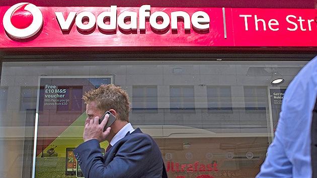 Roban datos de 2 millones de usuarios de Vodafone Alemania