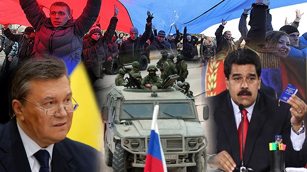 Balance semanal: Ucrania, al borde del abismo y Conferencia por la Paz en Venezuela