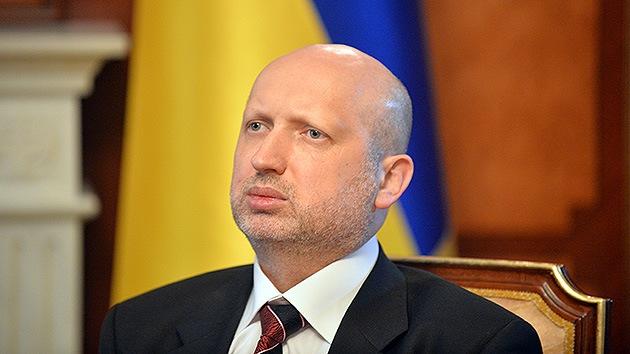 La Corte Suprema ucraniana estudiará la legalidad de la presidencia de Turchínov