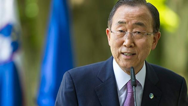 Ban Ki-moon:  La conferencia sobre seguridad nuclear en Oriente Medio debe convocarse a principios de 2013