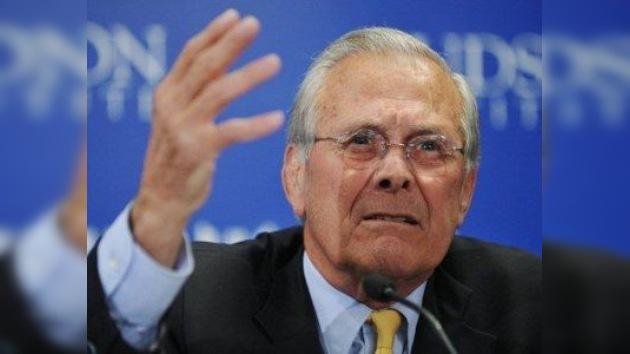 Admitidas a trámite demandas por tortura contra el ex jefe del Pentágono