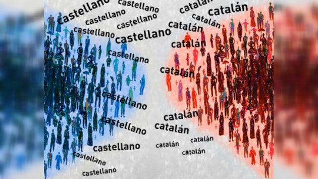 ¿Catalán o castellano? España, dividida por la lengua