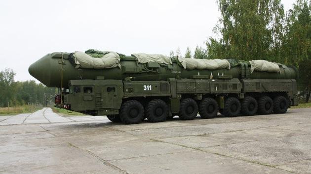 Rusia planea el lanzamiento de 16 misiles balísticos intercontinentales este año