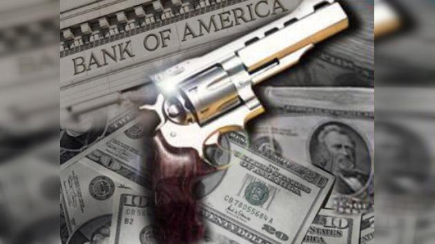 Roban un banco de Miami utilizando a rehén