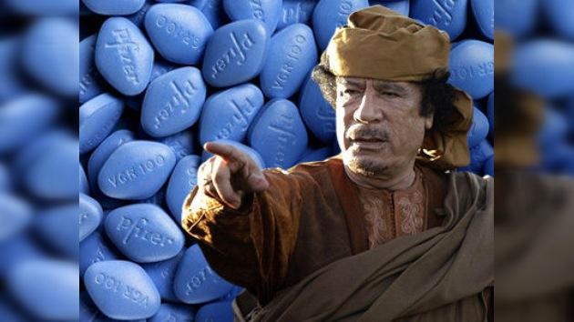 EE. UU. denuncia que los soldados de Gaddafi toman Viagra para fomentar la violencia