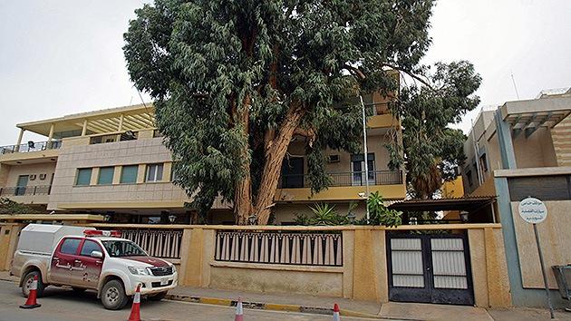 Explosión en el Consulado de Suecia en la ciudad libia de Bengasi