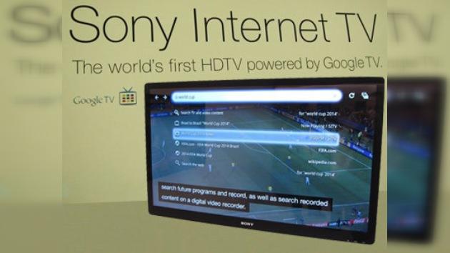 Internet y televisión se combinan para dar lugar al nuevo aparato de Sony