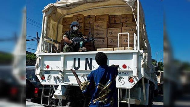 Haití: Nos llega solo un centavo de cada dólar de ayuda