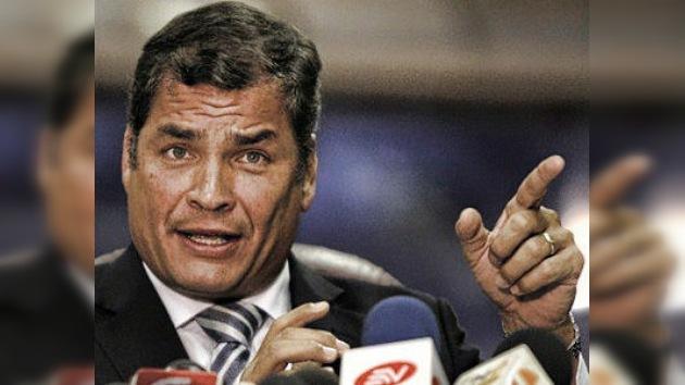 Ecuador: confirman fallo a favor de Correa en el juicio contra el diario El Universo