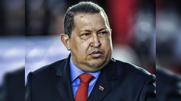 Venezuela sabrá protegerse de la vileza de los bancos, según Chávez
