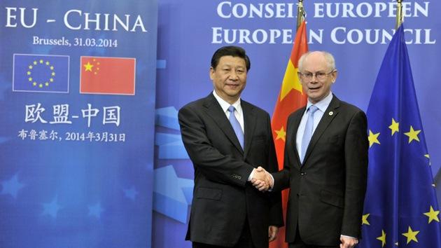 ¿Qué hay detrás de la primera visita de un presidente chino a la sede de la UE?