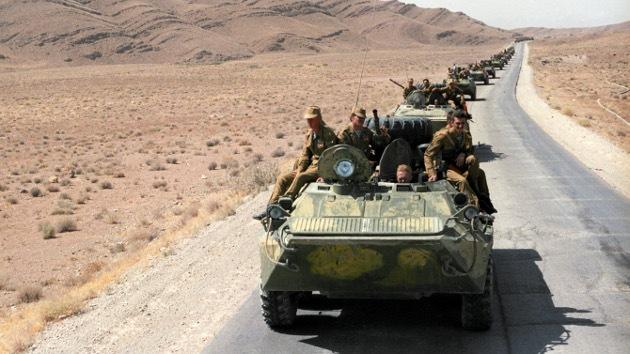 La OTAN pide a Rusia que comparta su experiencia en Afganistán