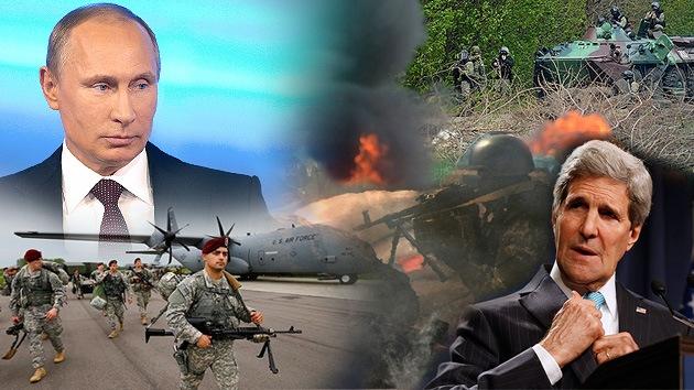 Balance semanal: Severos combates en Ucrania y ataque verbal de John Kerry a RT