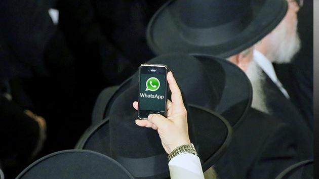 WhatsApp destruye las familias judías, según los rabinos ultraortodoxos