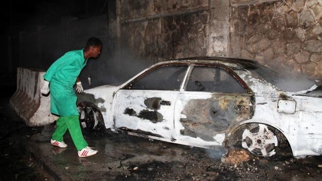 Un triple atentado terrorista sacude la capital de Somalia