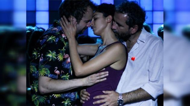 Fele Martínez inaugura el festival de cine moderno CinEspaña en Moscú