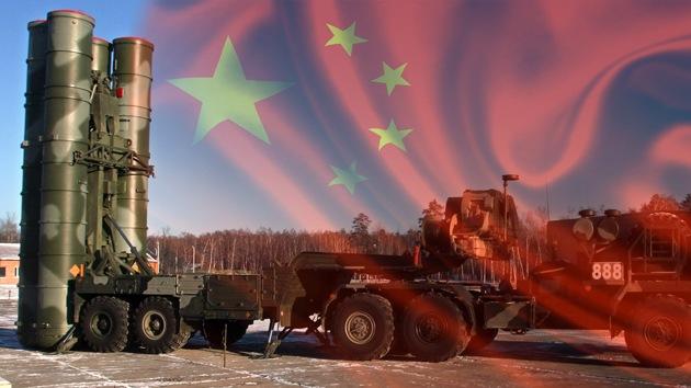 """Kremlin: """"China podría ser el primer país en comprar a Rusia sus más modernos sistemas antimisiles"""""""