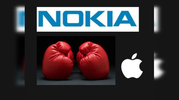 Batalla judicial entre Nokia y Apple por las patentes