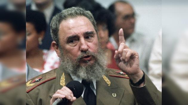 Fidel Castro exige a EE. UU. una explicación sobre su lucha antidroga