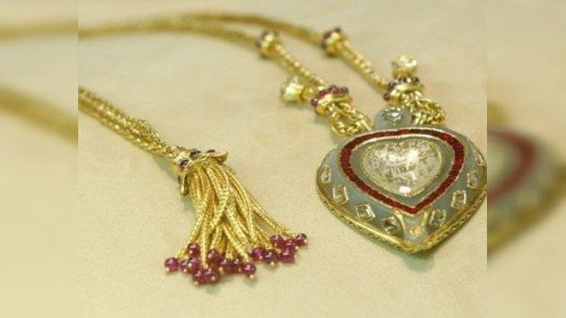 Christie's pone a la venta las joyas de Elizabeth Taylor