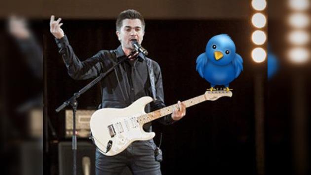 Juanes visitará Twitter y hablará en vivo con sus seguidores