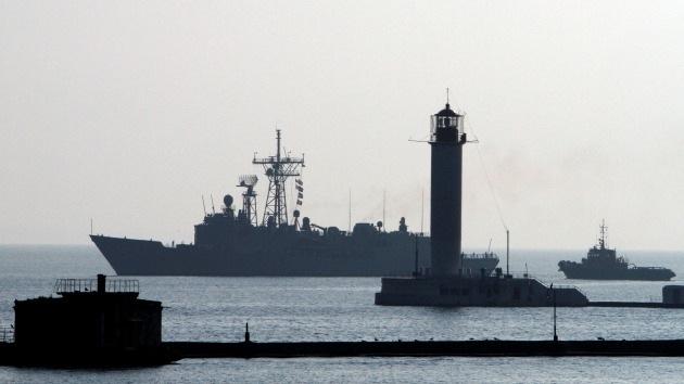 Turquía expide el permiso de entrada al mar Negro a otro buque de EE.UU.