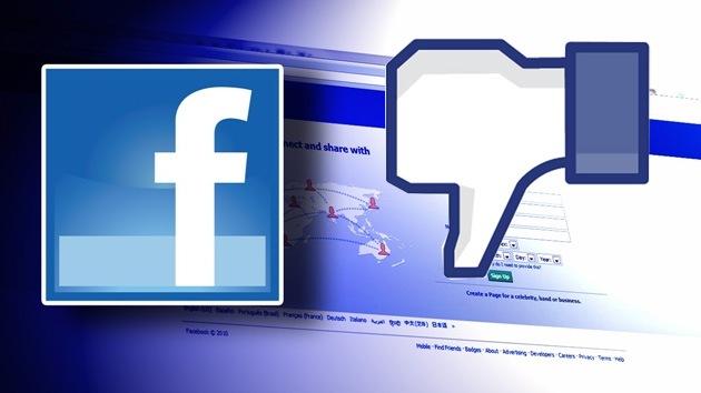 Facebook sufrió una caída a nivel mundial