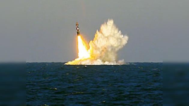 El misil Bulavá, lanzado con éxito a su máximo alcance