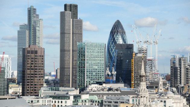 Londres dejará de ser el mayor centro financiero del mundo en 2012