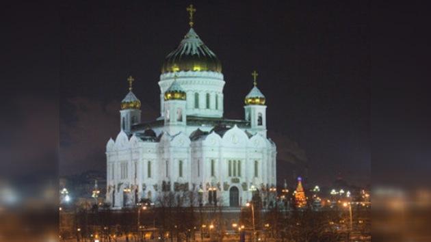 La Misa de Navidad Ortodoxa desde las catedrales rusas