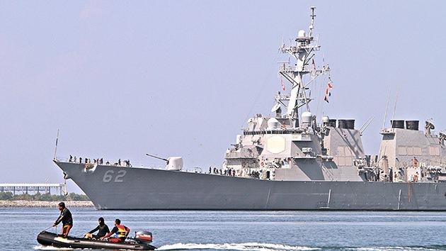 EE.UU. mueve ficha en el mar de la China y negocia con Filipinas más acceso a sus bases