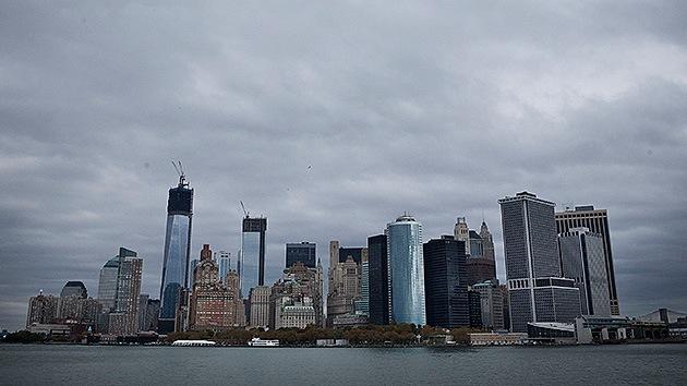 La 'tormenta perfecta' Sandy, a un paso de Nueva York