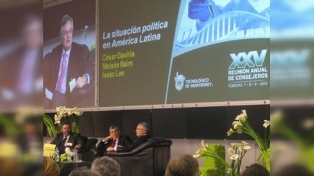El ex presidente de Colombia urge a legalizar la marihuana en México