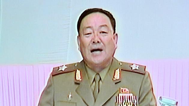 Corea del Norte ejecuta con mortero un viceministro que bebió durante el luto de Kim Jong-il