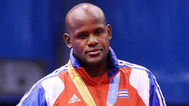 ¿Estrategia antideportiva?: descalifican a un judoca cubano por morder a su rival