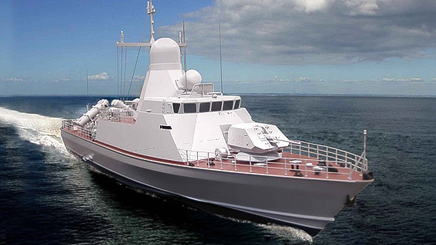 Rusia abandona el proyecto de buques de vigilancia del litoral