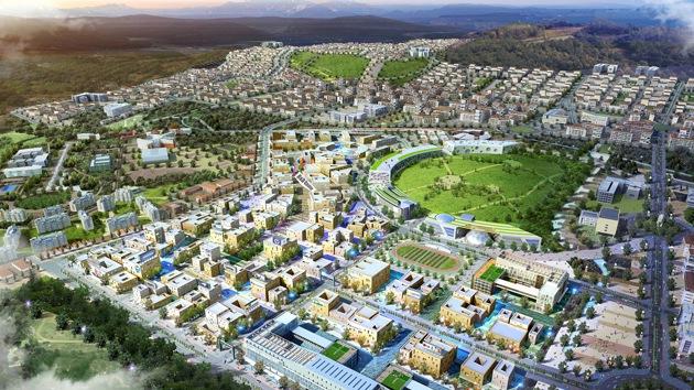 La Universidad Yachay, el 'Silicon Valley' de Ecuador, abre sus puertas