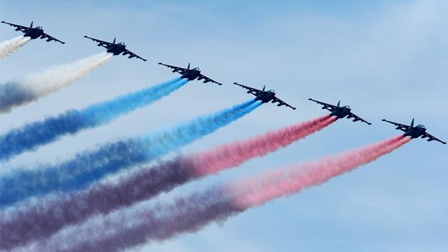 Show aéreo cerca de Moscú conmemorará el centenario de la Fuerza Aérea rusa