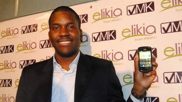 'Apple congoleño': África lanza su primer teléfono inteligente y tableta