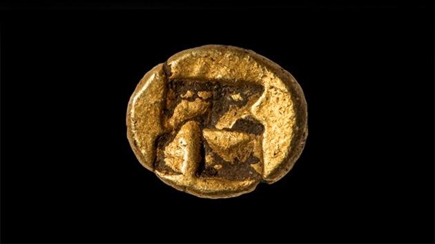 Buzo halla en el mar Negro una moneda de hace 2.600 años, la más antigua de Bulgaria