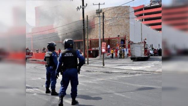 Abatido uno de los responsables del atentado contra casino mexicano