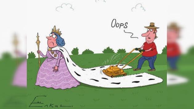 La reina Isabel II busca jardinero en internet