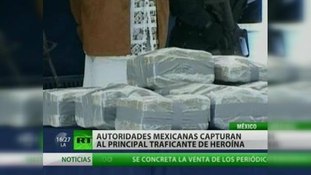 """Arrestaron al """"Rey de la Heroína"""" de México"""