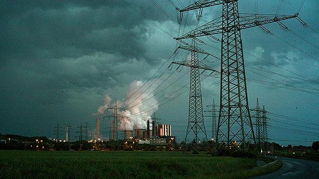 Alemania, al borde del colapso energético