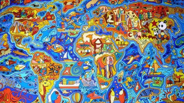 Un español crea el 'Google Maps de la historia', con 5.000 años de evolución
