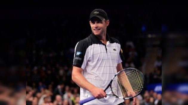 Roddick se 'disfraza' de Nadal para vencer a Federer