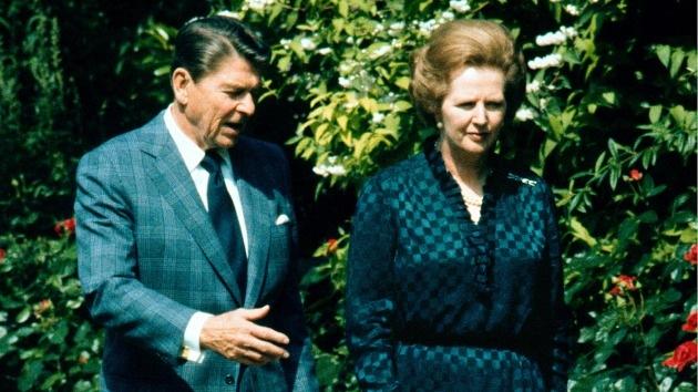 Grabación desclasificada: Reagan pide perdón a Thatcher por la invasión de Granada