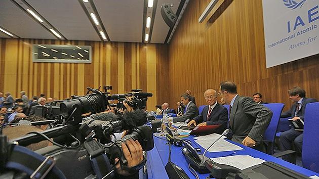 El OIEA busca vías para aumentar la presión sobre Irán