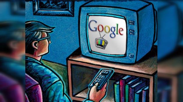 Google conecta la televisión a Internet
